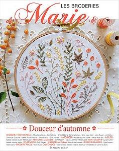 Les Broderies de Marie & Cie Nº 04 - Douceur d'automne