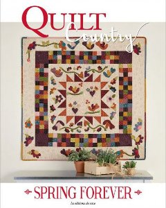 QUILT COUNTRY Nº 52 - SPRING FOREVER