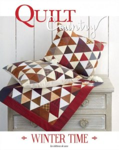 QUILT COUNTRY N° 55 - WINTER TIME