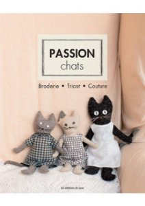 PASSION CHATS - BRODERIE, TRICOT, COUTURE