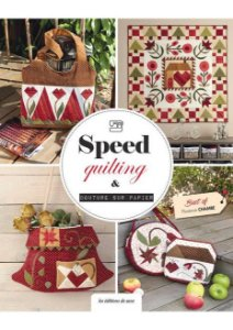 SPEED QUILTING – COUTURE SUR PAPIER
