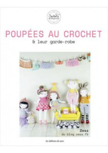POUPÉES AU CROCHET & LEUR GARDE-ROBE