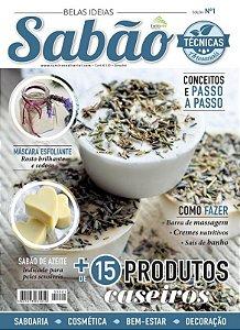 BELAS IDEIAS SABÃO #01 - Mais de 15 produtos caseiros