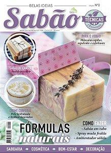 BELAS IDEIAS SABÃO #02 - Fórmulas naturais