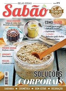BELAS IDEIAS SABÃO Nº 03 - Soluções corporais