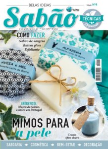 BELAS IDEIAS SABÃO Nº 04 - Mimos para a pele