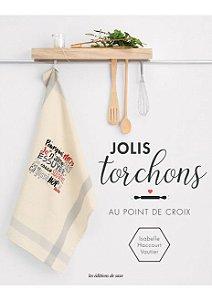 JOLIS TORCHONS AU POINT DE CROIX
