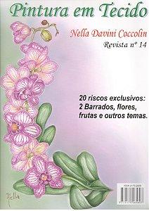PINTURA EM TECIDO VOL. 14 – Nella Davini Coccolin
