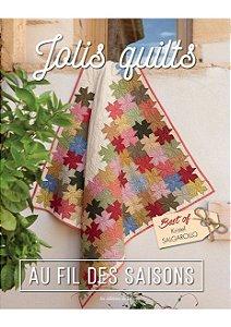 JOLIS QUILTS AU FIL DES SAISONS
