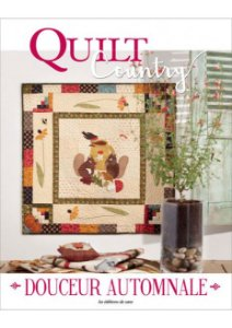 QUILT COUNTRY N° 50 - DOUCE AUTOMNALE