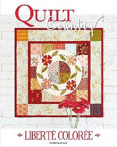 Quilt Country No 64 - Liberté Coloré