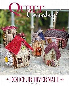 Quilt Country No 66 - Douceur Hivernale