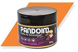 Pandoim Passas e Canela Pasta de Amendoim 350 g – Panda proteico