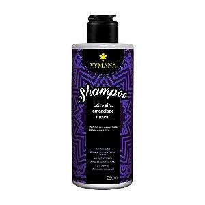 Shampoo para Cabelos Loiros, Brancos ou Grisalhos 250 ml - Vymana