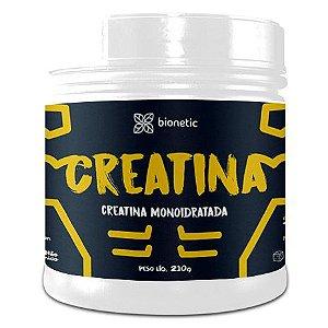 Creatina Monoidratada 210 g – Bionetic