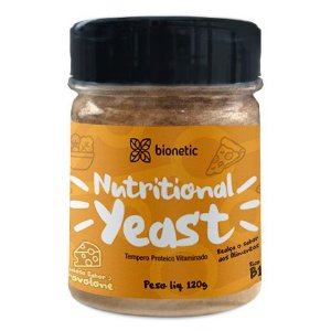 Nutritional Yeast (Levedura Nutricional) Provolone 120 g – Bionetic