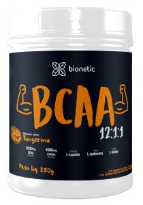 BCAA 12:1:1 Sabor Tangerina 250 g – Bionetic