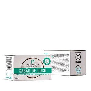 Sabão de Coco em Barra – Positiva