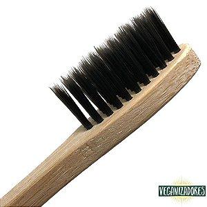 Escova de Bambu Ecológica – BLACK
