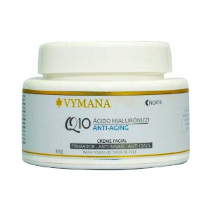 Q10 ANTI-AGING Creme Facial Noite 30 g – Vymana