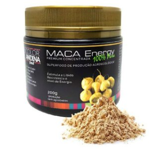Maca Andina 100% Pura 200 g – Color Andina Food