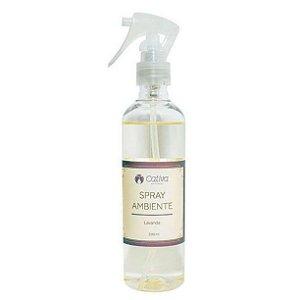 Spray para Ambiente Lavanda Orgânico Natural – Cativa Natureza