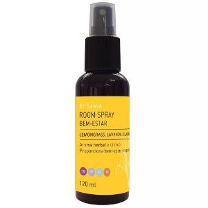 Room Spray Bem-Estar Citrus – By Samia