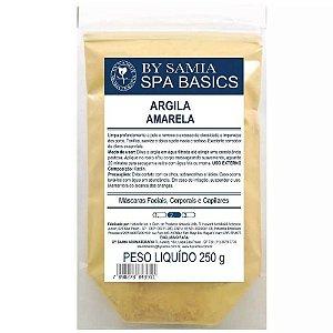 Argila Amarela – By Samia