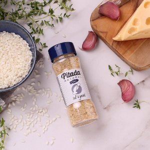 Sal e Yeast 67 g – Pitada Natural