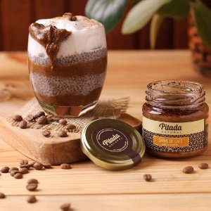 Creme de Café 120 g – Pitada Natural