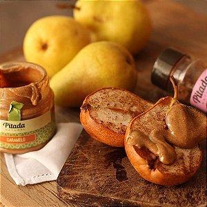 Caramelo Amêndoas e Coco 120 ml – Pitada Natural