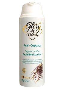 Hidratante Facial Açaí e Cupuaçu Orgânico – Glory by Nature