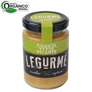 Molho de Pimenta Verde Picante Orgânico 155 g – Legurmê