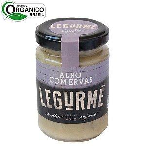 Molho de Alho com Ervas Orgânico 155 g – Legurmê