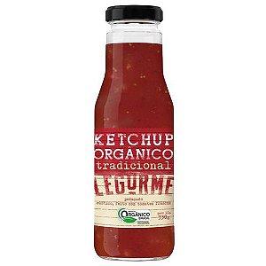 Ketchup Orgânico Tradicional – Legurmê