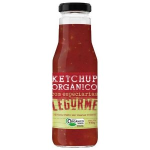 Ketchup com Especiarias Orgânico – Legurmê