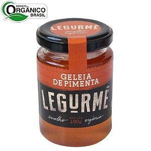 Geleia de Pimenta Orgânica 190 g – Legurmê