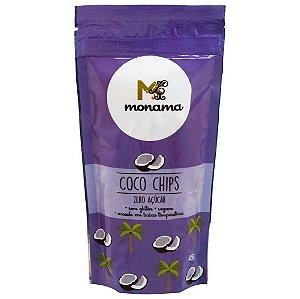 Coco Chips Zero Açúcar 45 g – Monama