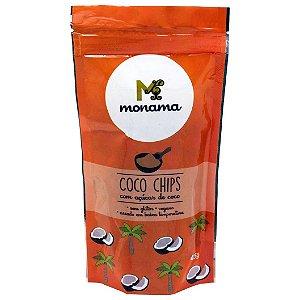 Coco Chips com Açúcar de Coco 45 g – Monama