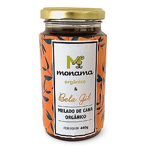 Melado de Cana Orgânico 440 g – Monama & Bela Gil