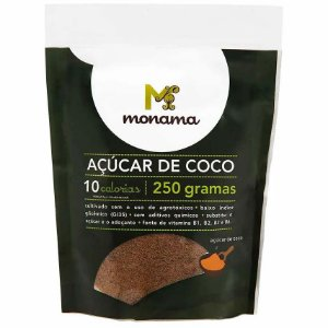 Açúcar de Coco 250 g – Monama