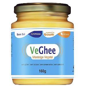 Manteiga Vegetal Veghee Sem Sal – 160g