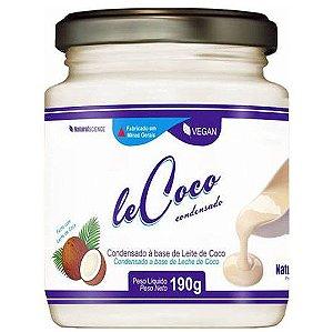 LeCoco Leite Condensado de Coco 190g – Natural Science