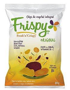 Chips Vegetal Integral Original 40 g – Frispy