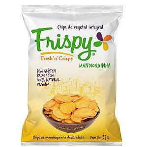 Chips Vegetal Integral Mandioquinha 35 g – Frispy