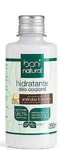 Hidratante Corporal Amêndoa e Lavanda – Boni Natural