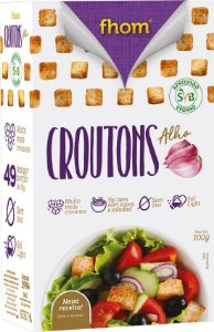 Crouton Alho 100 g – Fhom