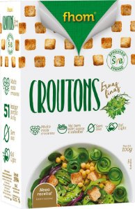 Crouton Ervas Finas 100 g – Fhom