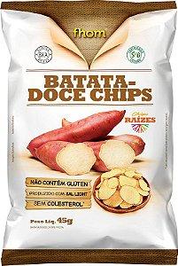 Batata-Doce Chips 45 g – Fhom