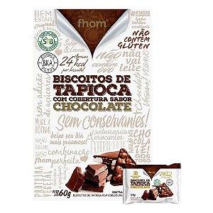Biscoito de Tapioca e Chocolate 60 g – Fhom
